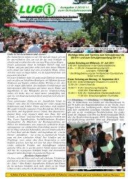 Ausgabe 4 - Luginslandschule Stuttgart