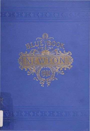 Blue Book 1902 - Newton Free Library
