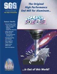 The Original High Performance End Mill for Aluminum ... - Tikontools