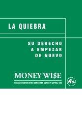 Money Wi$e - Consumer Action
