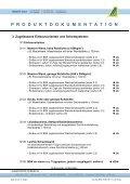 Spezifikation - Aumayr GmbH - Page 5