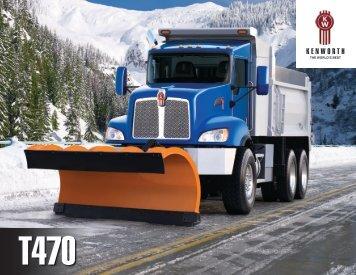 a t470 brochure - Kenworth
