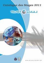 Catalogue des stages 2011 - Telnet