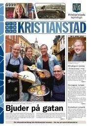 Tidningen Kristianstad nr 3 2012