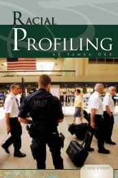 Racial Profiling - Sharyland ISD
