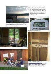 Onsdag – Morgonsim och kvällsspring Sjön ligger ... - physiochraft