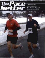February 2011 - Hudson Mohawk Road Runners Club