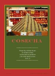 COSECHA - Orar con una Palabra