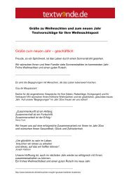 E-Mails schreiben – leicht, aber auch erfolgreich - Textwende