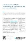Abschlussarbeit (Bachelor/Master) zum Thema - KIRCHHOFF ... - Page 2