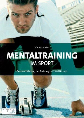 Mentaltraining im Sport - Christian Sterr