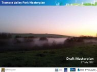 Tramore Valley Park Masterplan - Cork City Council