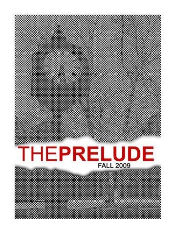 Prelude Fall 2009 - The Prelude - Huntingdon College