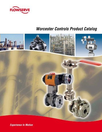 Worcester Controls Product Catalog - Norman Equipment Co.