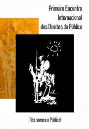 Encontro Internacional dos Direitos do Público - Cultura Digital
