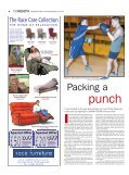 SPORTS INJURY How to tackle it EXERCISE The power of Pilates ... - Page 4