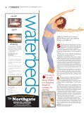 SPORTS INJURY How to tackle it EXERCISE The power of Pilates ... - Page 6