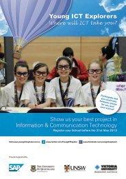 YICTE Brochure - Young ICT Explorers