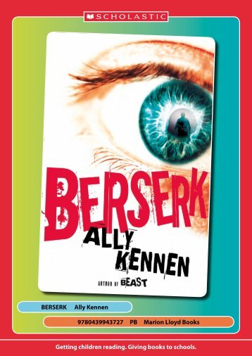 BERSERK Reading Notes - Scholastic