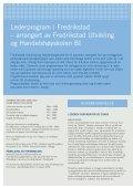 Lederprogram i Fredrikstad - Handelshøyskolen BI - Page 2