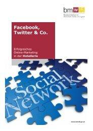 facebook, Twitter & Co. - Erfolgreiches Online-Marketing in