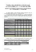 Výsledky oboru za 1.-3. čtvrtletí 2009 ČR (PDF, 0.74 MB) - Svaz ... - Page 4