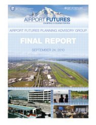 PAG Final Report - PDX Airport Futures