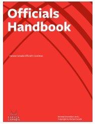 Karate Canada Officials Handbook 2011 -1