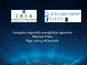 Mārtiņš Prīsis - Rīgas enerģētikas aģentūra