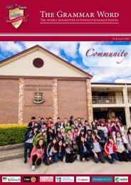The Grammar Word - Ipswich Grammar School