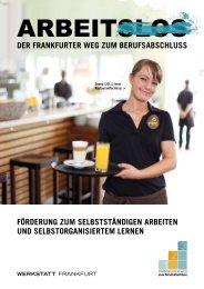 das konzept - Werkstatt Frankfurt eV
