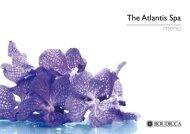 The Atlantis Spa - Fred Olsen Cruises