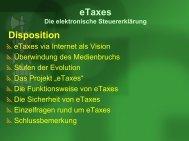 2002_01_08_eTaxes_Folien.pdf - Steuern St. Gallen