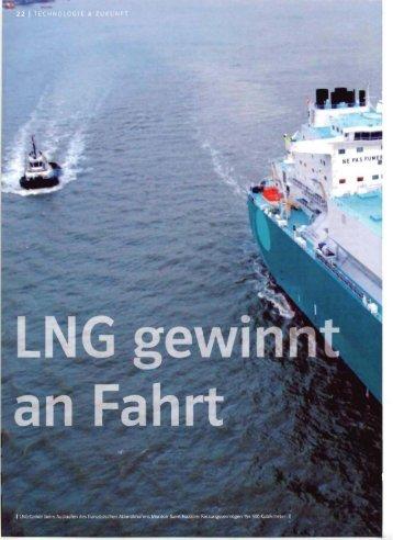 LNG gewinnt an Fahrt (5.0 MB) - Erdgas Obersee AG