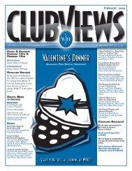 Valentine's Dinner - Worthington Hills Country Club