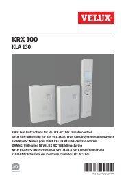 krX 100 - Velux