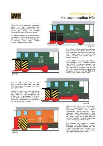 Ferro-Train 2013 - CFME