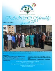 KANCO Monthly August Issue.
