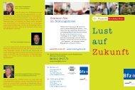 Lust auf Zukunft - Bfz-Essen GmbH