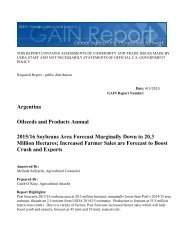 Oilseeds and Products Annual_Buenos Aires_Argentina_4-1-2015