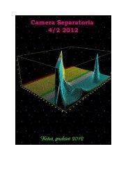 Volume 4/Number 2/2012 - Zakład Chemii Analitycznej ...