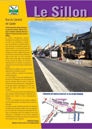 SILLON Septembre 2010 :Mise en page 1 - Yffiniac