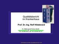 Prof. Dr.-Ing. Rolf Hildebrand - Deutsche Gesellschaft für ...