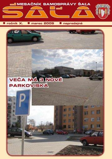 na stiahnutie (pdf - 1.31 MB) - Mesto Šaľa