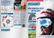 Den Winter FeSt im Blick! - RSU Reifen-Center GmbH