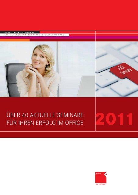 2011 - OFFICE SEMINARE