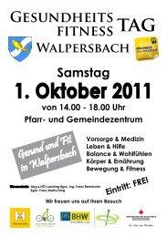 OSTERMARKT IN BAD ERLACH - Marktgemeinde Bad Erlach