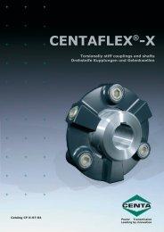 CENTAFLEX®-X - centasweden.se