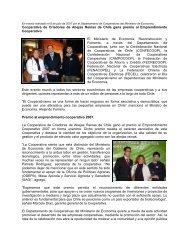 Cooperativa de Criadores de Abejas Reinas de Chile ... - Apinews