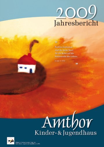 Antje Marklein - beim Kinderhaus Amthor!